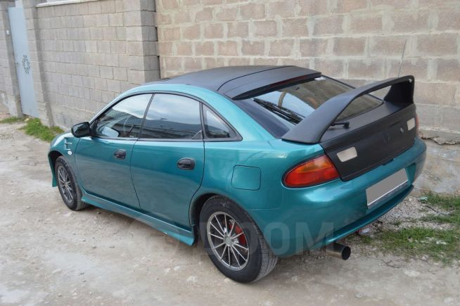 Mazda 323, 1995 год, 180 000 руб.