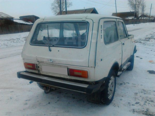 Лада 4x4 2121 Нива, 1991 год, 35 000 руб.