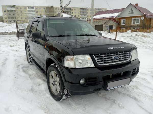 Ford Explorer, 2003 год, 570 000 руб.