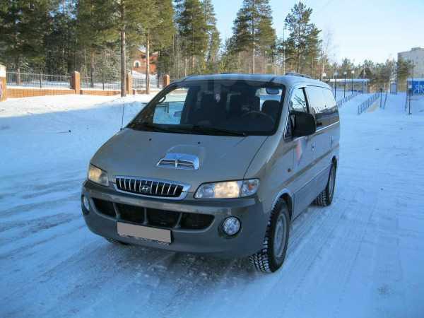 Hyundai Starex, 2002 год, 390 000 руб.