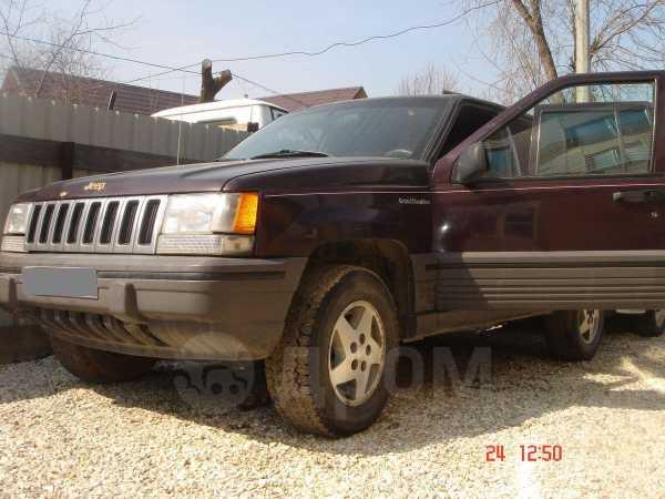 Jeep Grand Cherokee, 1993 год, 245 000 руб.