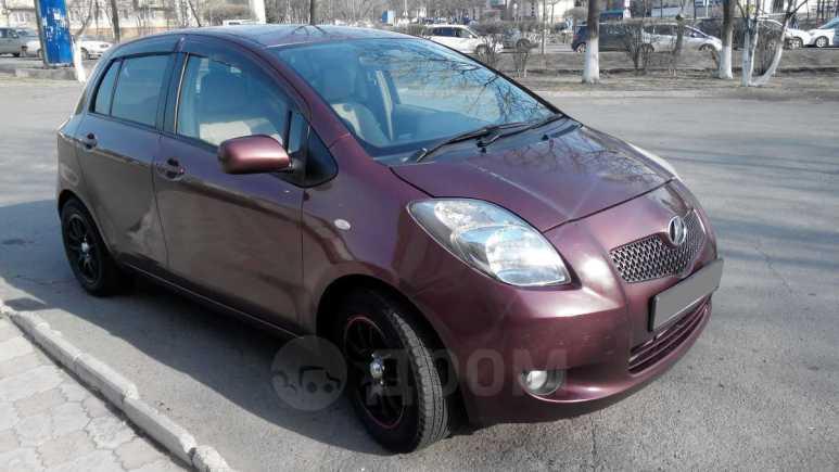 Toyota Vitz, 2007 год, 250 000 руб.