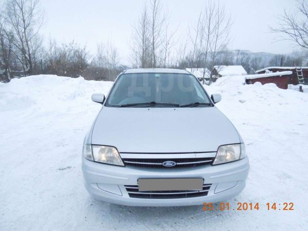 Ford Laser, 2000 год, 190 000 руб.
