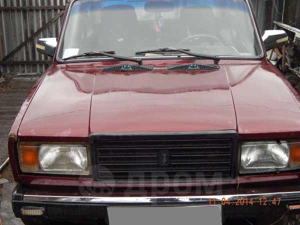 Лада 2107, 1993 год, 25 000 руб.