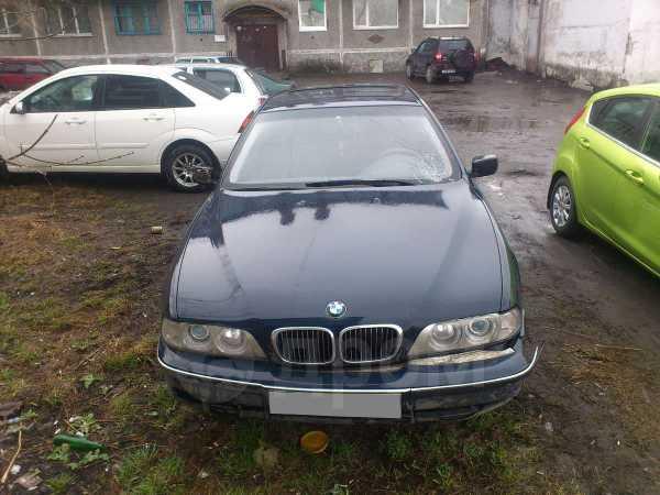 BMW 5-Series, 1998 год, 185 000 руб.