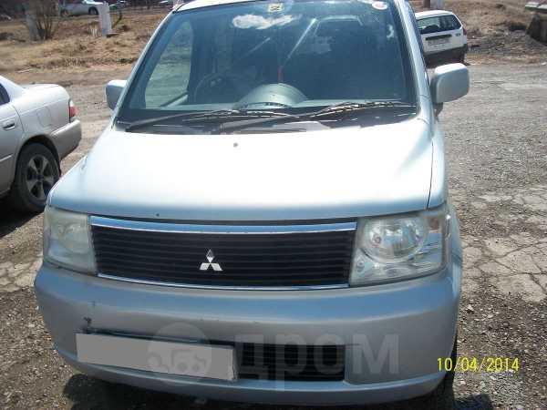 Mitsubishi eK Wagon, 2002 год, 130 000 руб.