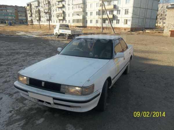 Toyota Chaser, 1989 год, 80 000 руб.