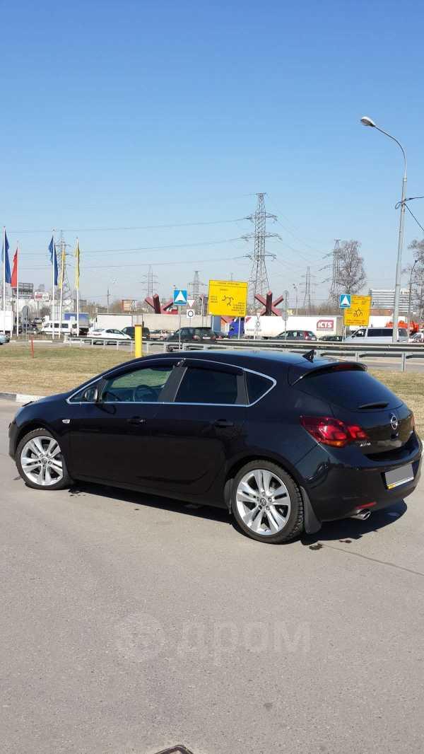 Opel Astra, 2012 год, 750 000 руб.
