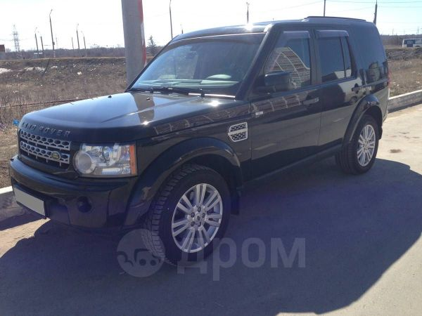 Land Rover Discovery, 2009 год, 1 550 000 руб.