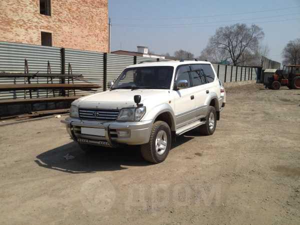 Toyota Land Cruiser Prado, 2000 год, 760 000 руб.