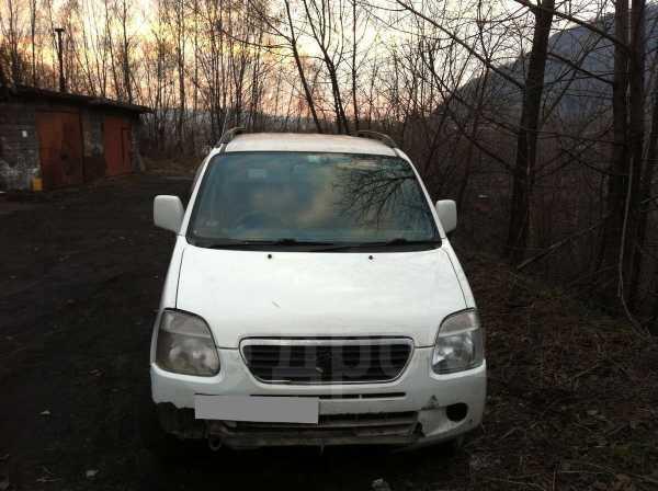 Suzuki Wagon R, 1999 год, 100 000 руб.