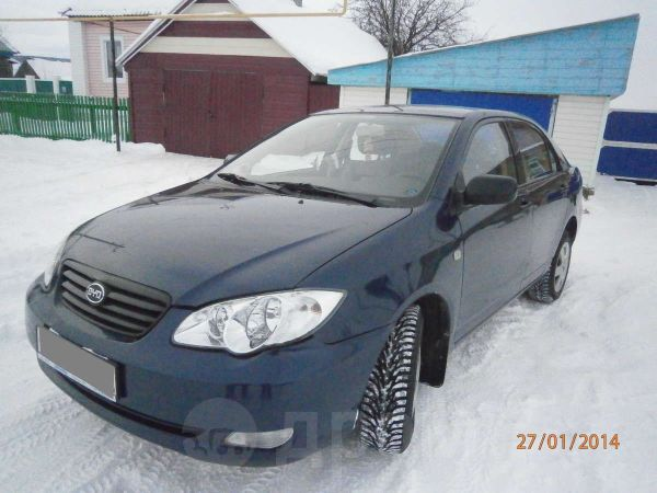 BYD F3, 2011 год, 350 000 руб.