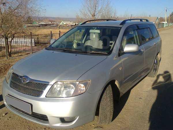 Toyota Corolla Fielder, 2006 год, 400 000 руб.