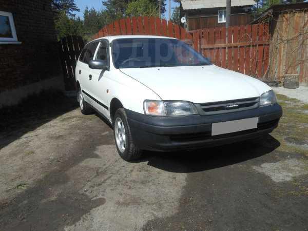 Toyota Caldina, 1994 год, 118 000 руб.