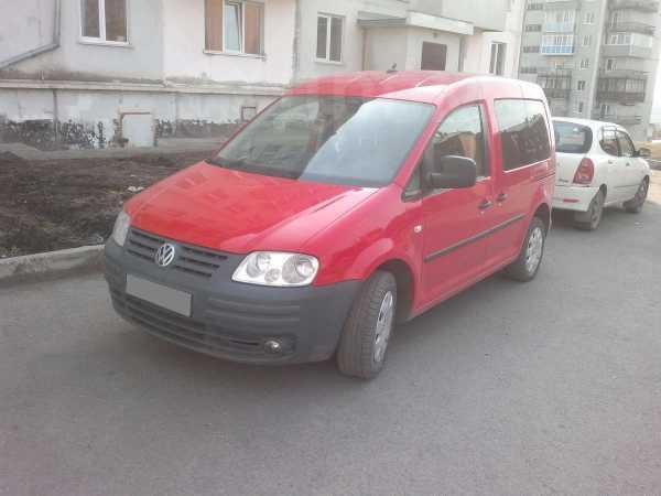 Volkswagen Caddy, 2008 год, 475 000 руб.