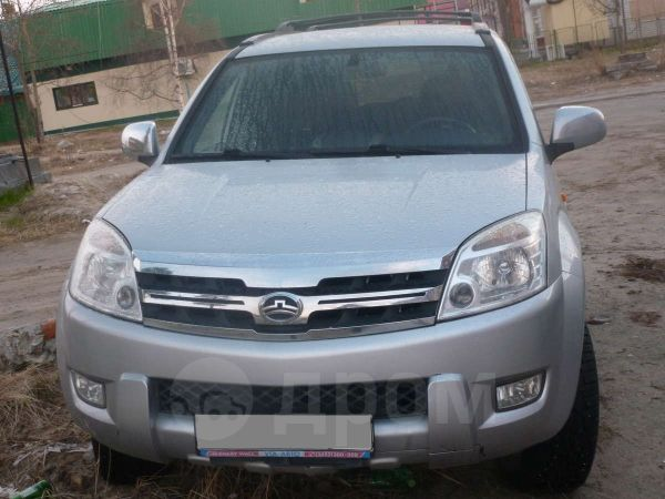 Great Wall Hover H3, 2008 год, 450 000 руб.