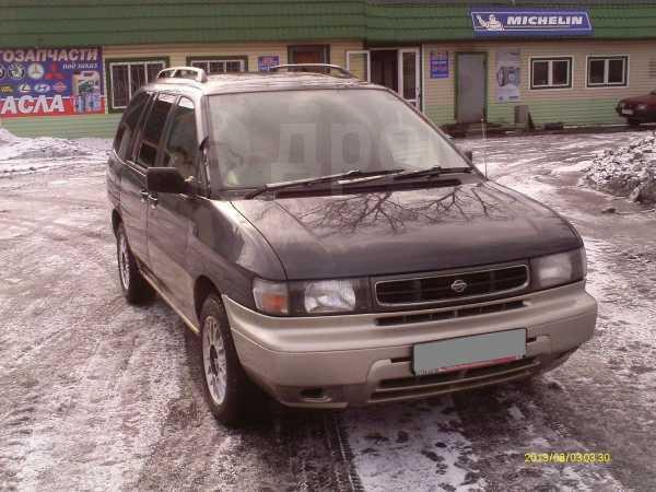 Nissan Prairie, 1996 год, 145 000 руб.