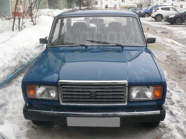 Лада 2107, 2008 год, 120 000 руб.