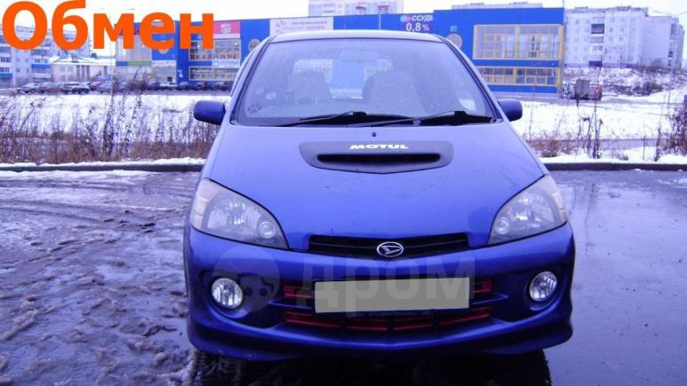 Daihatsu YRV, 2001 год, 230 000 руб.
