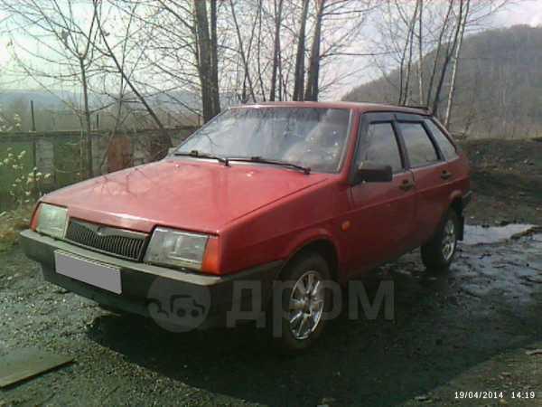 Лада 2109, 1993 год, 50 000 руб.