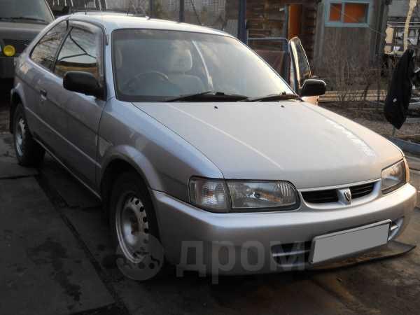 Toyota Corolla II, 1998 год, 140 000 руб.
