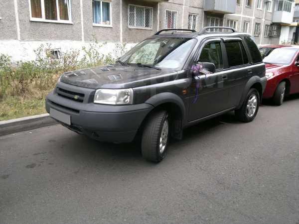 Land Rover Freelander, 2001 год, 330 000 руб.