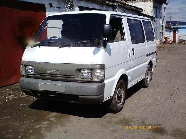Mazda Bongo, 1999 год, 200 000 руб.