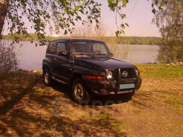SsangYong Korando, 2001 год, 270 000 руб.