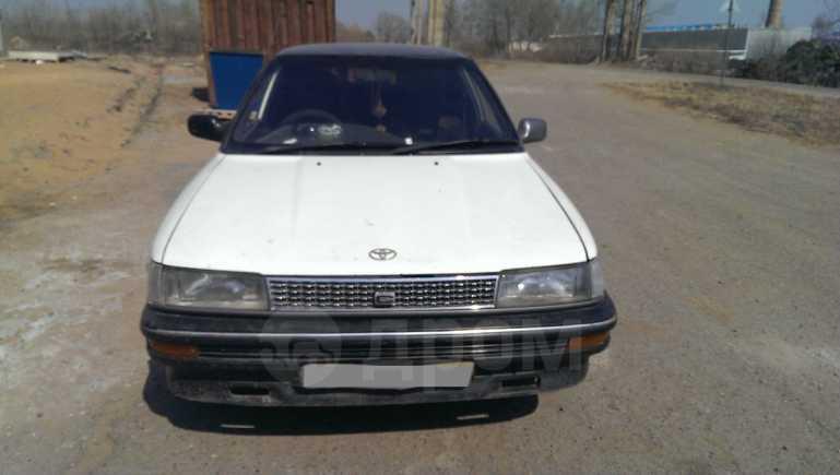 Toyota Corolla, 1990 год, 90 000 руб.