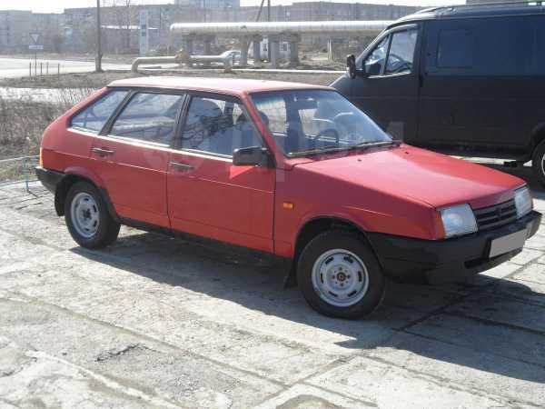 Лада 2109, 1993 год, 52 000 руб.