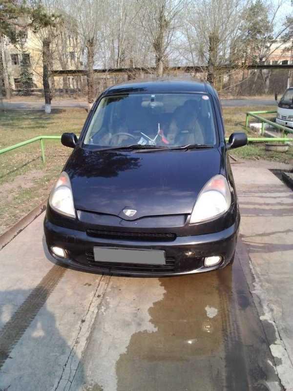 Toyota Funcargo, 2002 год, 235 000 руб.