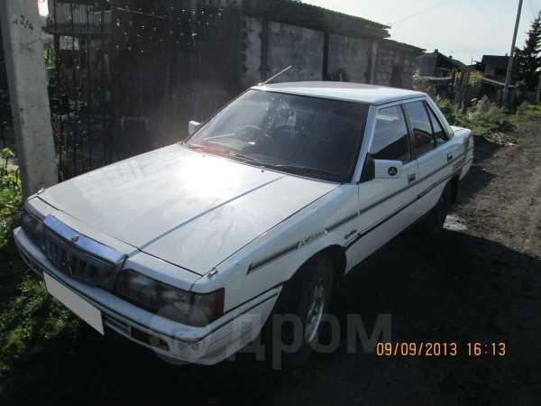 Mitsubishi Galant, 1986 год, 60 000 руб.