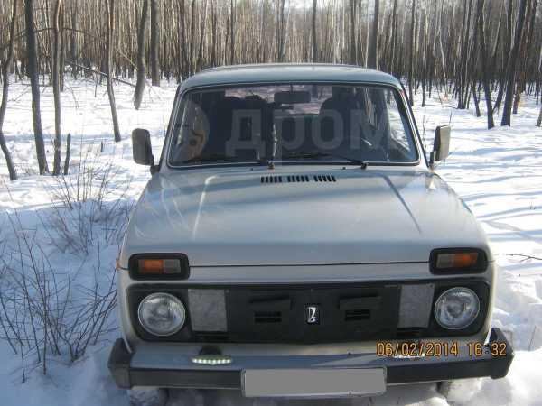 Лада 4x4 2121 Нива, 2006 год, 230 000 руб.