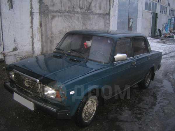 Лада 2107, 1996 год, 32 000 руб.