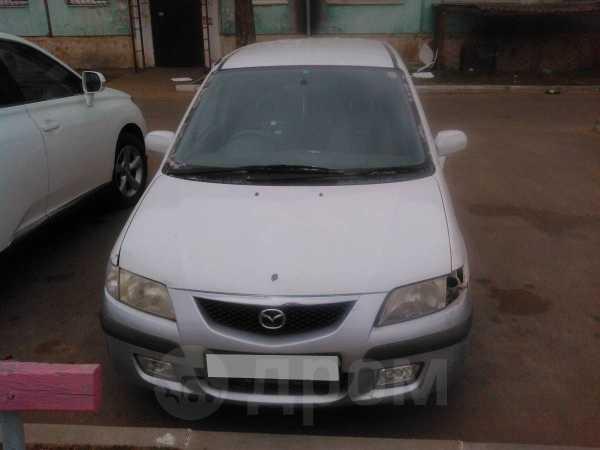 Mazda Premacy, 2000 год, 170 000 руб.