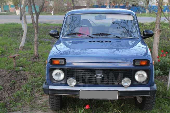 Лада 4x4 2121 Нива, 2008 год, 215 000 руб.