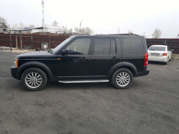 Land Rover Discovery, 2006 год, 800 000 руб.