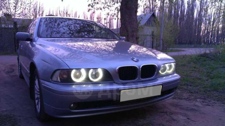 BMW 5-Series, 2002 год, 405 000 руб.