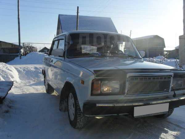 Лада 2107, 2002 год, 48 000 руб.