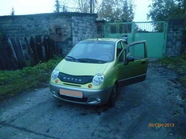 Daewoo Matiz, 2012 год, 300 000 руб.