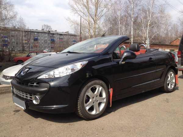 Peugeot 207, 2008 год, 550 000 руб.
