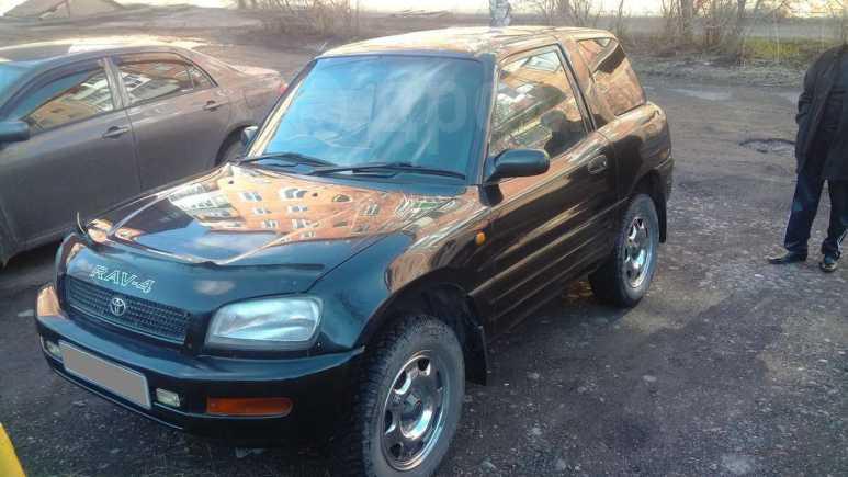 Toyota RAV4, 1995 год, 210 000 руб.