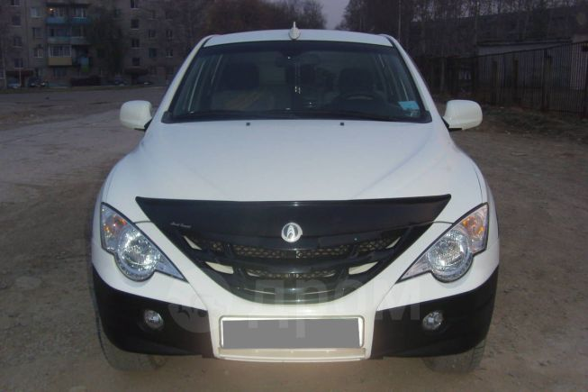 SsangYong Actyon Sports, 2007 год, 360 000 руб.