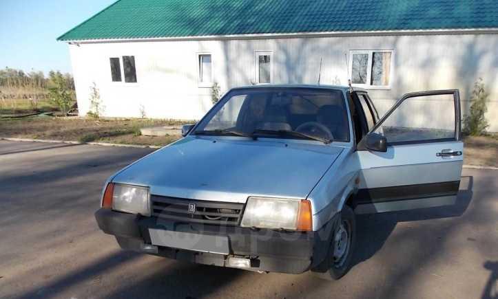 Лада 2109, 2001 год, 105 000 руб.