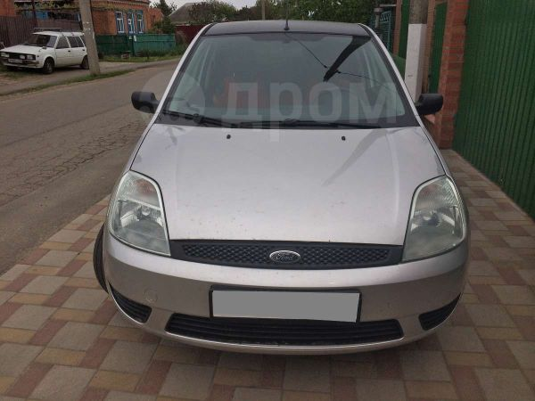 Ford Fiesta, 2004 год, 260 000 руб.