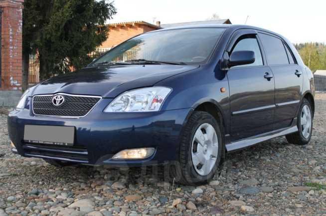 Toyota Corolla, 2002 год, 288 000 руб.