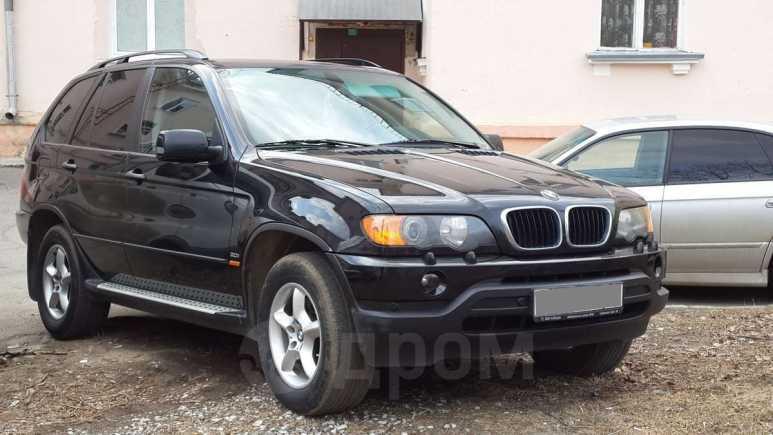 BMW X5, 2001 год, 610 000 руб.