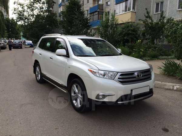 Toyota Highlander, 2010 год, 1 300 000 руб.