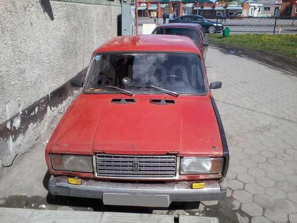 Лада 2107, 1992 год, 55 000 руб.