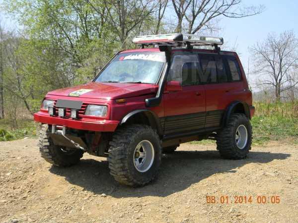 Suzuki Escudo, 1992 год, 350 000 руб.